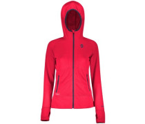 Defined Polar Outdoor Jacket melon red