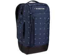 Multipath Travel Bag dressblue basketikat