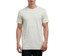 Pale Wash Solid T-Shirt clay