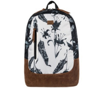 Free Your Wild Backpack anthracite love letter