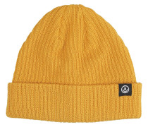 Fisherman Beanie gold