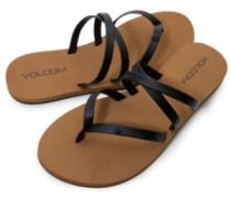 Easy Breezy Sandals Women black