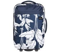 Feel The Sky 35L Travel Bag mood indigo flyingflowers