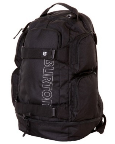 Distortion Backpack true black