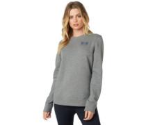 Good Timer Crew Sweater heather graphite