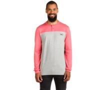 Artie Henley T-Shirt LS salmon