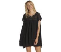 Meshin Around Dress black