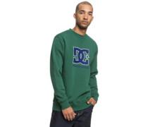Glenridge Crew Sweater hunter green