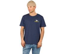 Leisure T-Shirt blue