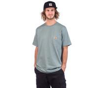 Pocket T-Shirt cloudy