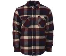 Layland Jacket maroon