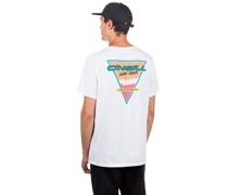 Triangle T-Shirt super white