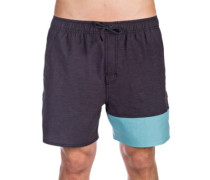 """Volley Combined 16"""" Boardshorts black"""