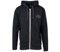 Essential Surfers Zip Hoodie black