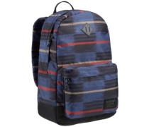 Kettle Backpack checkyoself print