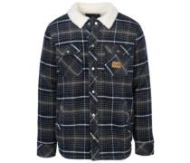 Lumber Jacket mood indigo
