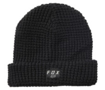 Cold Fusion Roll Beanie black vintage