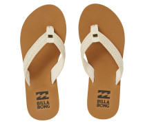 Kai Sandals white cap