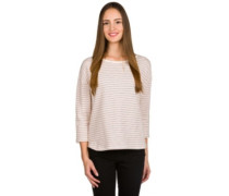 French Stripe Sweater offwhite
