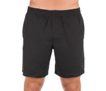 All Day Hybrid Boardshorts black out