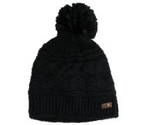Winter Beanie true black