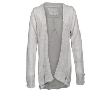 In The Air Pullover grey heather