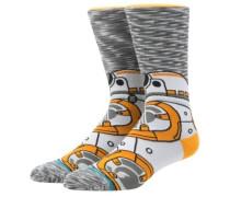 BB-8 Star Wars Socks grey