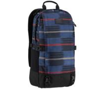 Sleyton Backpack checkyoself print