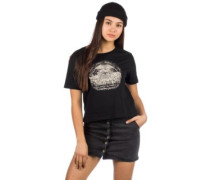 Timber Crop T-Shirt black