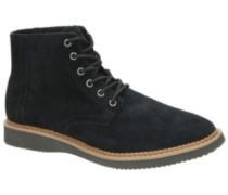 Porter Shoes black suede
