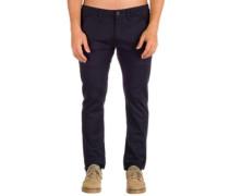 Flex Tapered Chino Pants navy blue