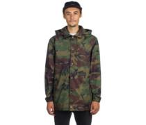 Torrey Hooded MTE Jacket camo