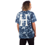 Classic H Tie Dye T-Shirt insignia blue