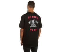Beware Flip T-Shirt black