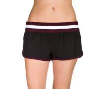 Beaux Too Shorts black blackberry white