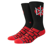 Dead Kennedys Socks black