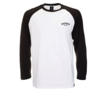 Baseball T-Shirt LS black