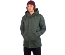 Watt´N Jung Winter Jacket oliv melange
