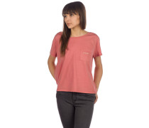Sunset Beach T-Shirt canyon rose