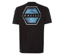 Team Hybrid T-Shirt black out
