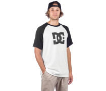 Star Raglan T-Shirt black