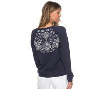 Shd Never Let It Go Sweater dress blues heather