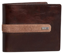 Dbah Leather Wallet chocolate