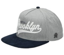 BK Fastball Cap grey