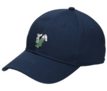 Make It Rain Curved Cap navy