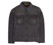 Barlow Trucker Jacket vintage black