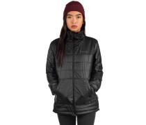 Solstice Insulator Fleece Jacket black