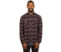 Mark Shirt LS charcoal