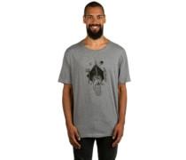 Manual T-Shirt grey heather