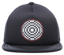 Logo Trucker Cap Youth black